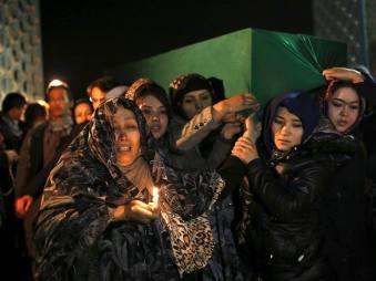 دادخواهی هزاران هزاره در کابل