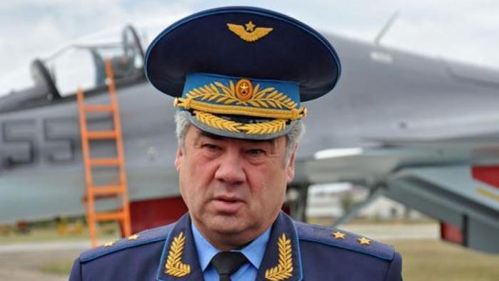 ویکتور بندروف , رئیس نیروهای هوایی روسیه